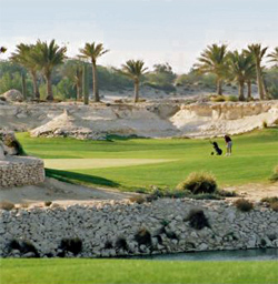 Picture: Doha Golf Club