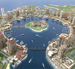 Picture: Pearl of Qatar - Doha