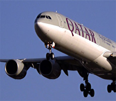 Picture: Qatar Airways - Doha International Airport