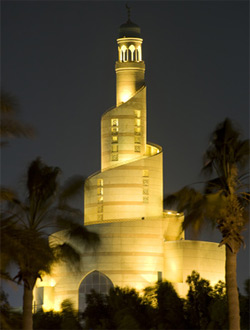 Picture: Spiral Mosque - Doha