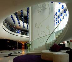 Picture: W Hotel in Doha - State of Qatar